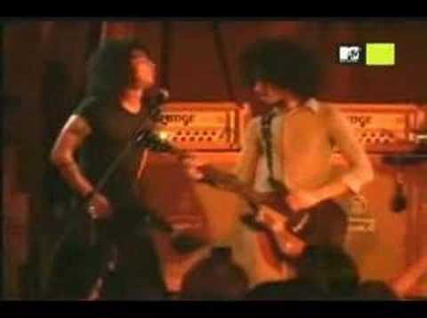 The Mars Volta & Sparta interview