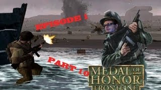 Old School Gaming - Ep.1 | Pt.10 | Medal of Honor : Frontline CAR WRECKER