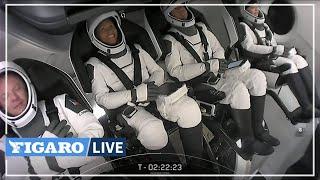 🚀 SpaceX envoie quatre touristes amateurs dans l'espace pour la PREMIÈRE FOIS de l'Histoire