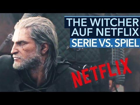 The Witcher auf Netflix - Serie erzählt, was im Spiel fehlt