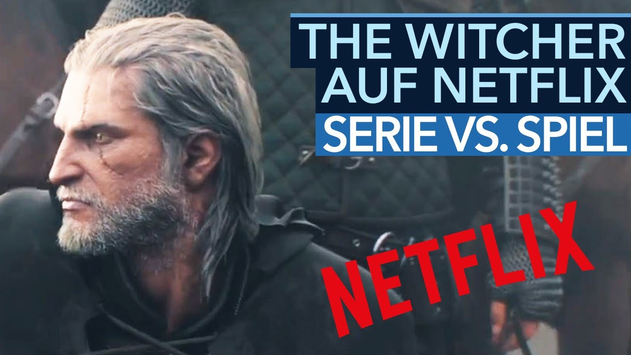 the witcher auf netflix serie erz hlt was im spiel fehlt youtube. Black Bedroom Furniture Sets. Home Design Ideas