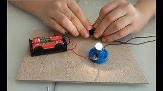 Basit elektrik devresi nasıl yapılır? Devre elemanları nelerdir?