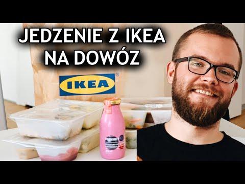 JEDZENIE Z IKEA NA DOWÓZ - Jak, Gdzie I Za Ile? TEST JEDZENIA Z Dowozem | GASTRO VLOG #248