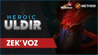 Method VS Zek'Voz - Heroic Uldir