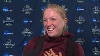 Maggie Ewen comes from behind to win NCAA discus title on her final throw: 'This one means a lot'