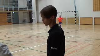 P13 Futsal Ykkönen: LiKi/Pallokarhut T05-07 - Ajax/Sininen, 2. jakso
