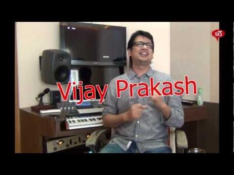 Vijay Prakash sings his Jai Ho lines in Oscar winning film, Slumdog Millionaire thumbnail