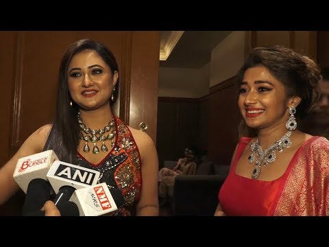 Chubby Rashami Desai And Tina Dutta Makes Fun At Beti Flo GR8 Awards 2018