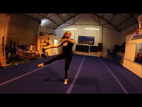 LCA Falcons THE AMAZING! Ebony Zenou-Phillips! Cheerleader, Dancer and Choreographer