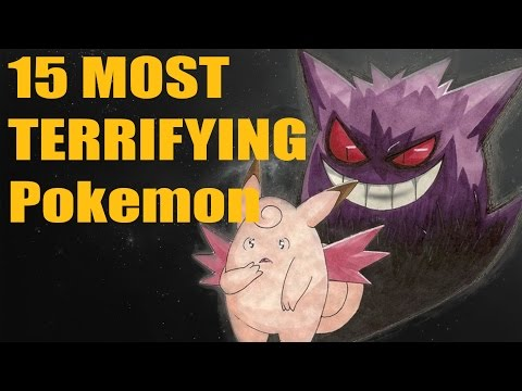 15 Adorable Pokemon That Are Actually TERRIFYING