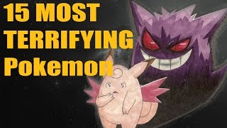 15 Adorable Pokemon That Are Actually TERRIFYING by : Beyond Science