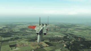 Ace Combat Zero: The Belkan War - Trailer & Gameplay HD (PS2/PCSX2)