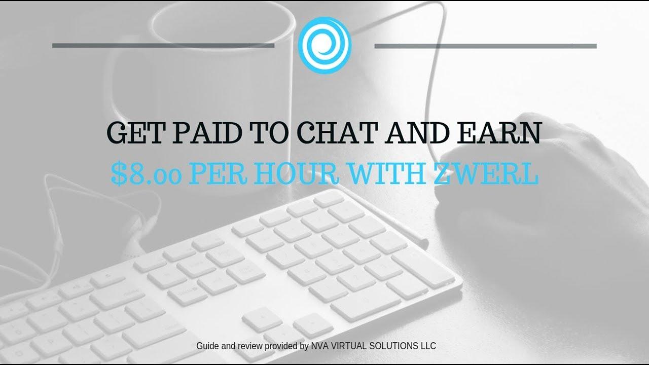 Earn Money Through Chatting ! Zwerl App