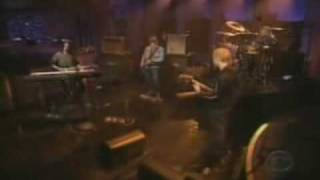 Foo Fighters - Next Year (live on David Letterman) [2000]