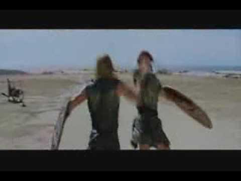 WAPBOM COM   Troy   Hector Vs Achilles Fight Scene   HQ   Widescreen