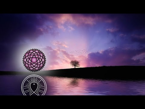 Mindfulness Sleep Meditation Music: Calming Sleep Music, Crown Chakra music, sleeping mindful music