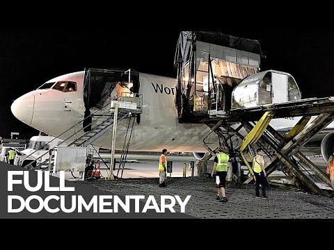 UPS Worldport: Superhub Kentucky | Giant Hubs | Episode 4 | Free Documentary