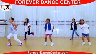 KIDS HIP HOP DANCE CHOREOGRAPHY DANCE VIDEO