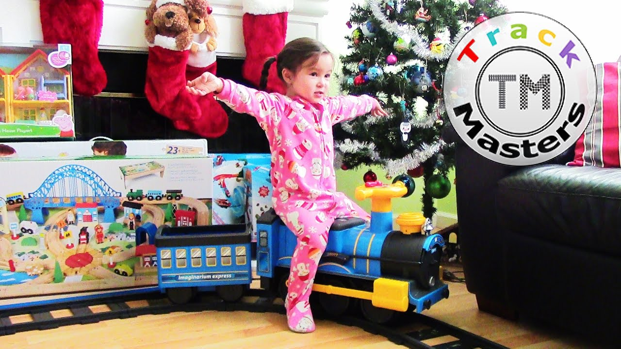 Imaginarium Express Ride On Train Toys for Kids Toddlers ...
