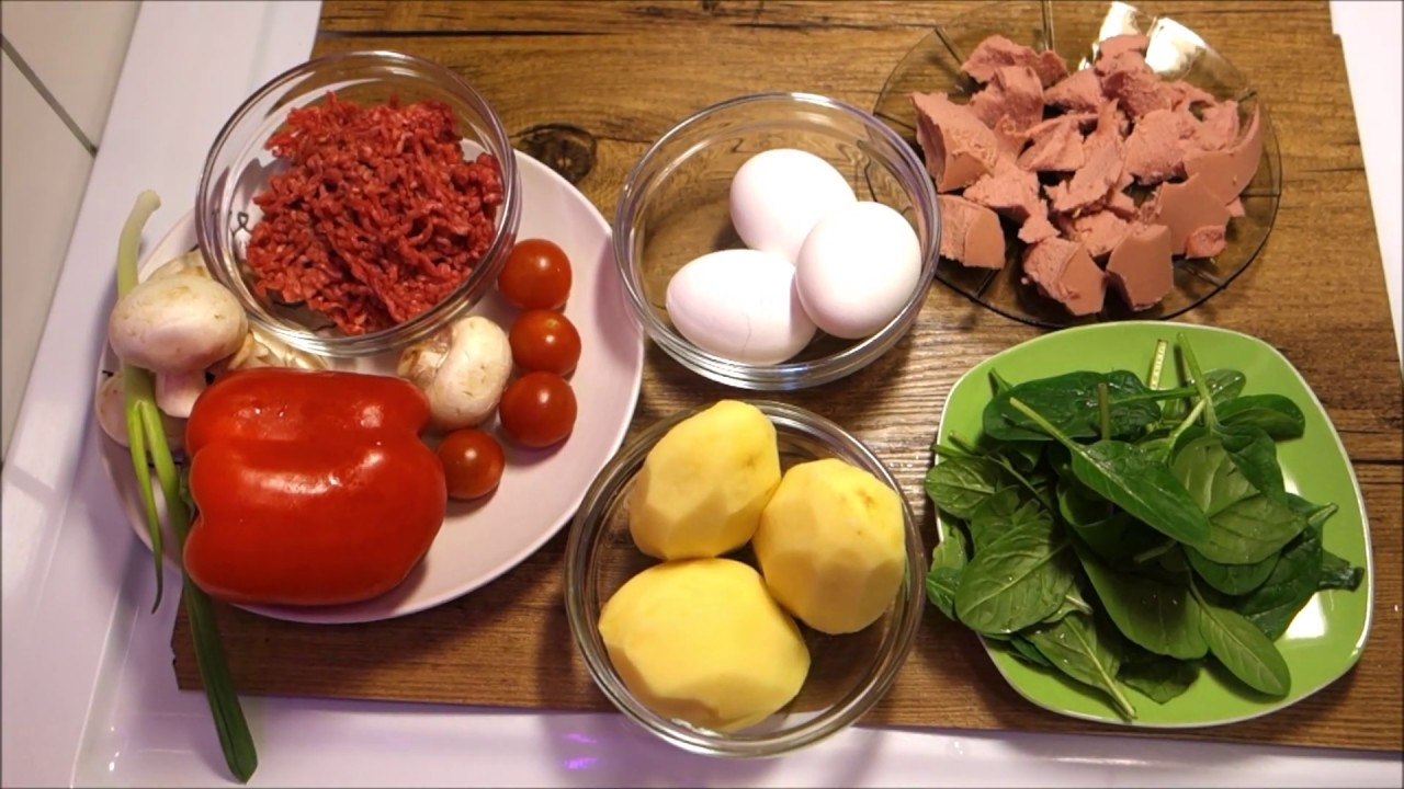 Mengjes i shpejte me patate dhe veze- Nje gatim i thjeshte, gati  per 15 minuta