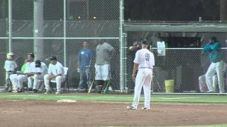 7/15/14 Professional Minor League Baseball Vallejo Admirals vs Pittsburg Mettle
