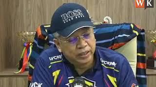 """""""COVID 19 : Malaysia sediakan pusat kuarantin terbaik"""" 11 April 2020"""