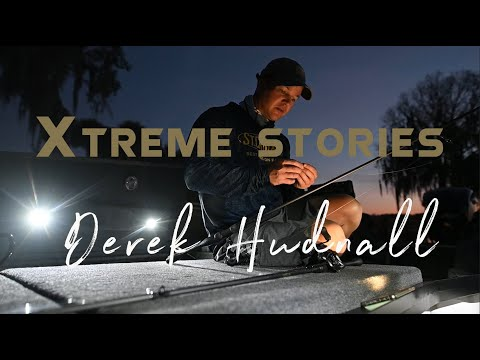 Xtreme Stories - Derek Hudnall