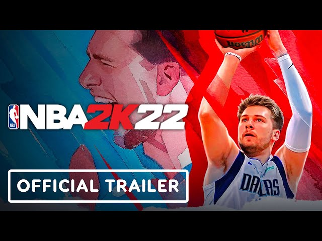 NBA 2K22 (видео)