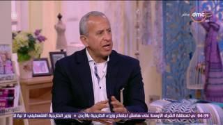 السفيرة عزيزة - م. عهدي اسكندر ... سبب تسمية المؤسسة بـ أنا المصري