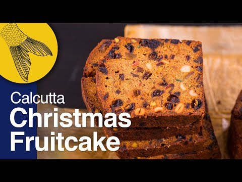 Download Youtube: Christmas Fruit Cake Recipe–PART 2–Kolkata Christmas Plum Cake at Home–Calcutta Anglo-Indian Recipe
