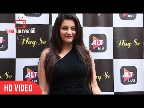 ALT Balaji's Haq Se Web Series Special Screening