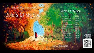Download Video DYATHON - Colors Of My Soul [Full Album] [Emotional Piano Music] MP3 3GP MP4