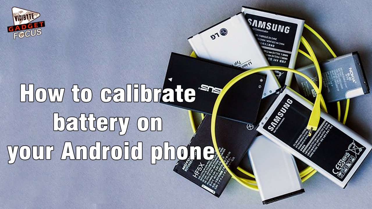 How to calibrate the battery of the Galaxy S6