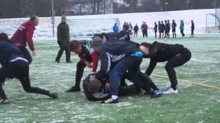 Norge: Rugby Union XV  ENC 2D Treningsleir 2016 20-21fe
