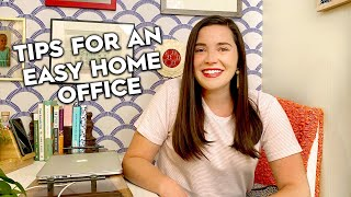 I Built My Dream Work From Home Space | Hey Y'all | Southern Living