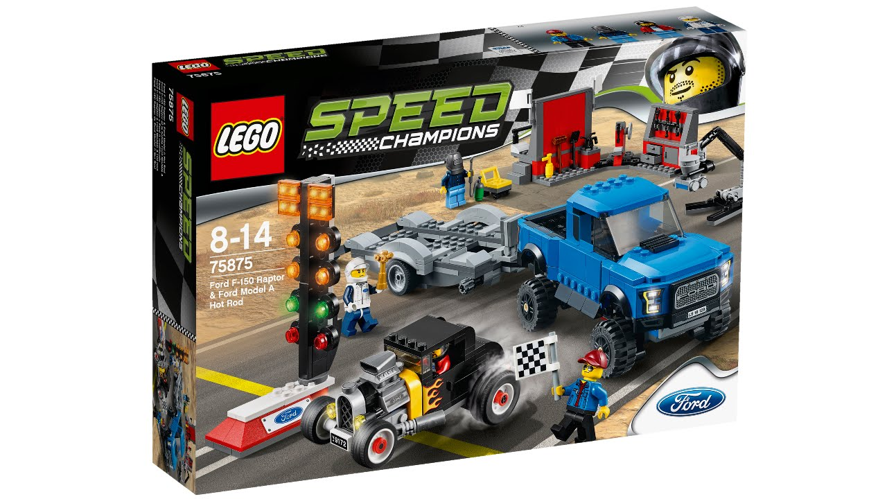 Lego Speed Champions 2016 All Sets Pictures Youtube