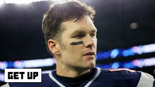 This is the last we could see of Tom Brady in a Patriots jersey - Damien Woody | Get Up