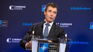 """""""A Force for Freedom"""" - NATO Secretary General Speech at Carnegie Europe, 15 SEP 2014 - Part 1/2"""