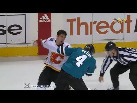 Garnet Hathaway vs Brenden Dillon Mar 24, 2018
