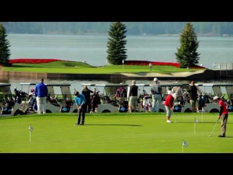 The Coeur d'Alene Resort Golf Course - 2017 Scotch Open