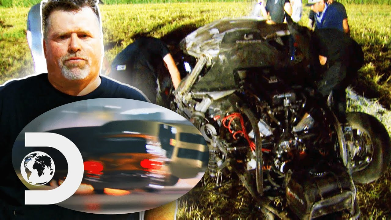"""Download """"I've Never Seen A Chassis Rip Apart Like That!"""" 
