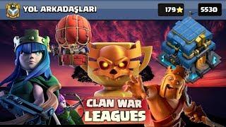 Canli Lİg SavaŞlari   O 3 Yildiz Sen Olsaydin Barİ   | Clash Of Clans