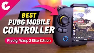 Flydigi Wasp 2 Elite Edition - Best Gaming Controller For PUBG Mobile!! (Android/iOS)