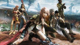 Final Fantasy XIII gameplay pc GTX 550 Ti 1GB