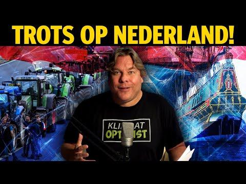 TROTS OP NEDERLAND! - DE JENSEN SHOW #69