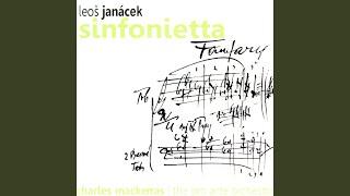 Sinfonietta: V. Andante con moto - Maestoso - Allegretto - Allegro - Maestoso - Adagio