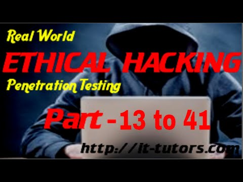 Real World Hacking Penetration Testing | Udemy Full course Free