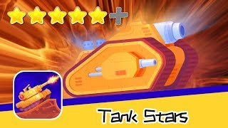 Tank Stars - Playgendary - Day57 Walkthrough Mark1 Level UP Recommend index five stars
