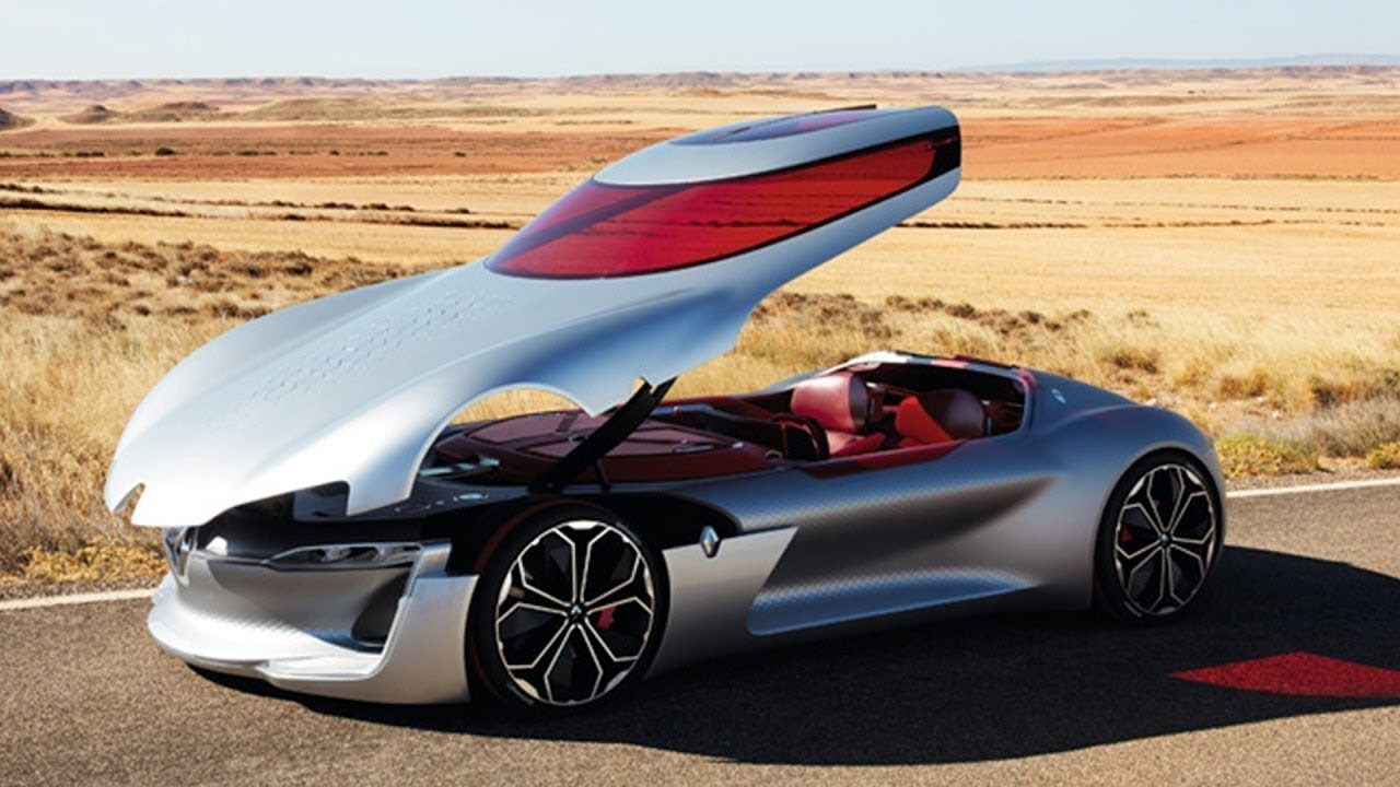 Mind Blowing! You Won't Believe These Car Concepts Exist