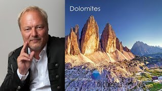 Traveling with Peter Heaven - Dolomites - Part 1